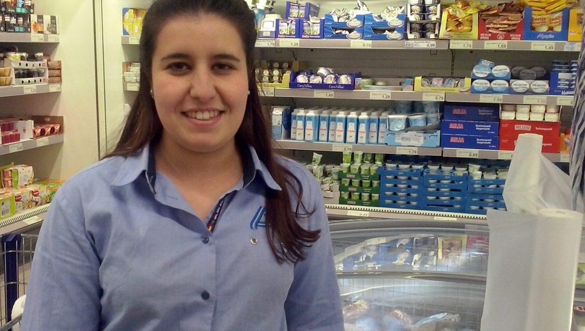 Madalena Ortigueira_ Supermercados Aldi _ Alfragide