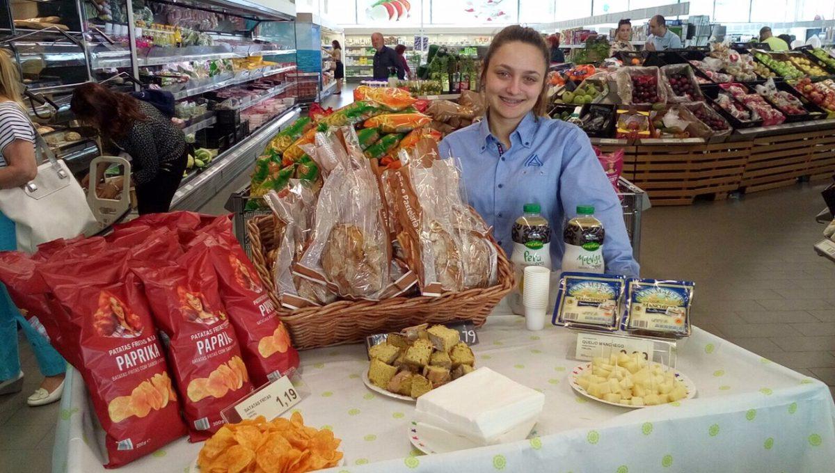 Soraia Cavaco _ Supermercados Aldi _ C. Cambra