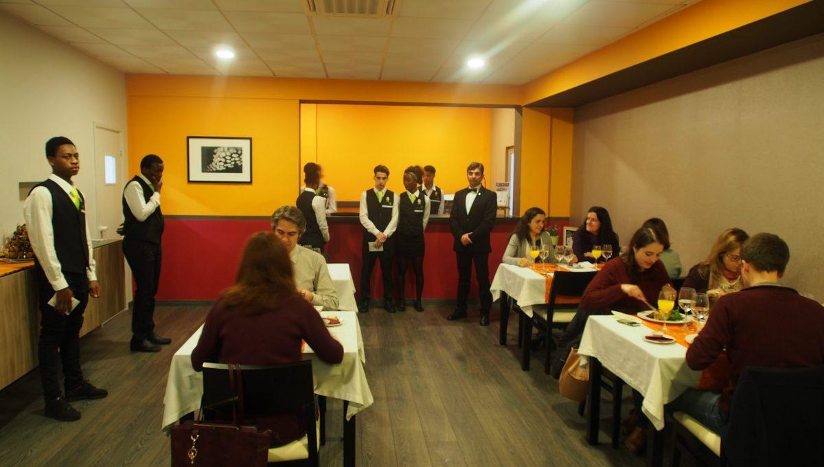 Restaurante Pedagógico da Amadora Sede