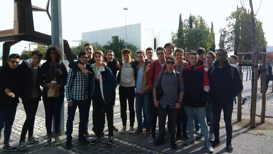 Os alunos da EPGE na Web Summit