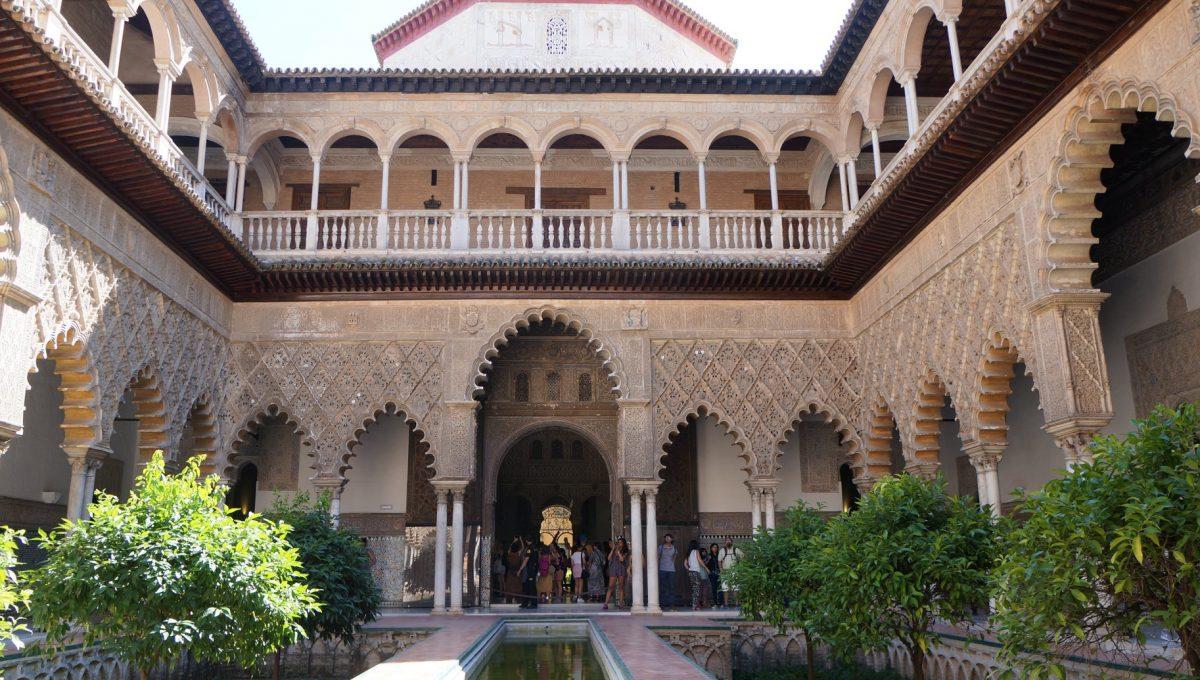 Curso Técnico de Turismo - Visita a Sevilha 11