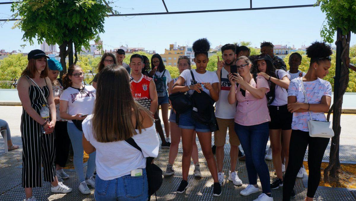 Curso Técnico de Turismo - Visita a Sevilha 12