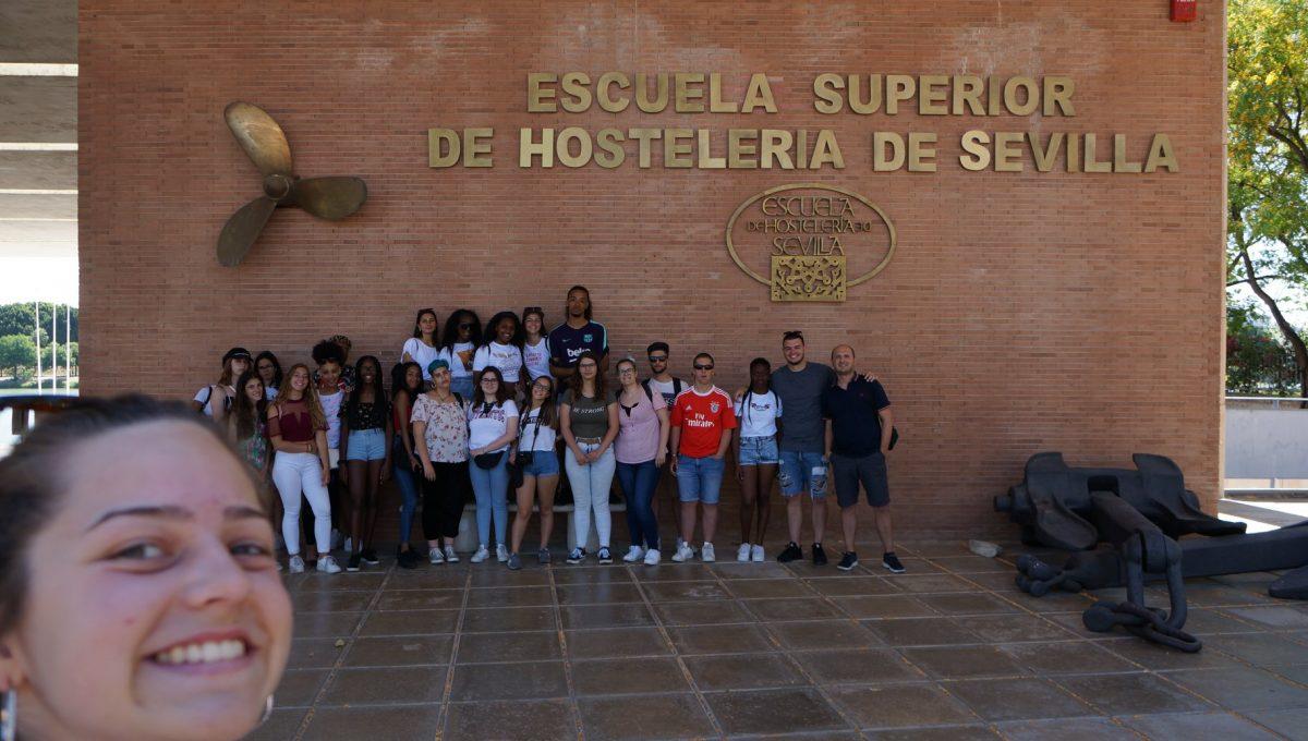 Curso Técnico de Turismo - Visita a Sevilha 14