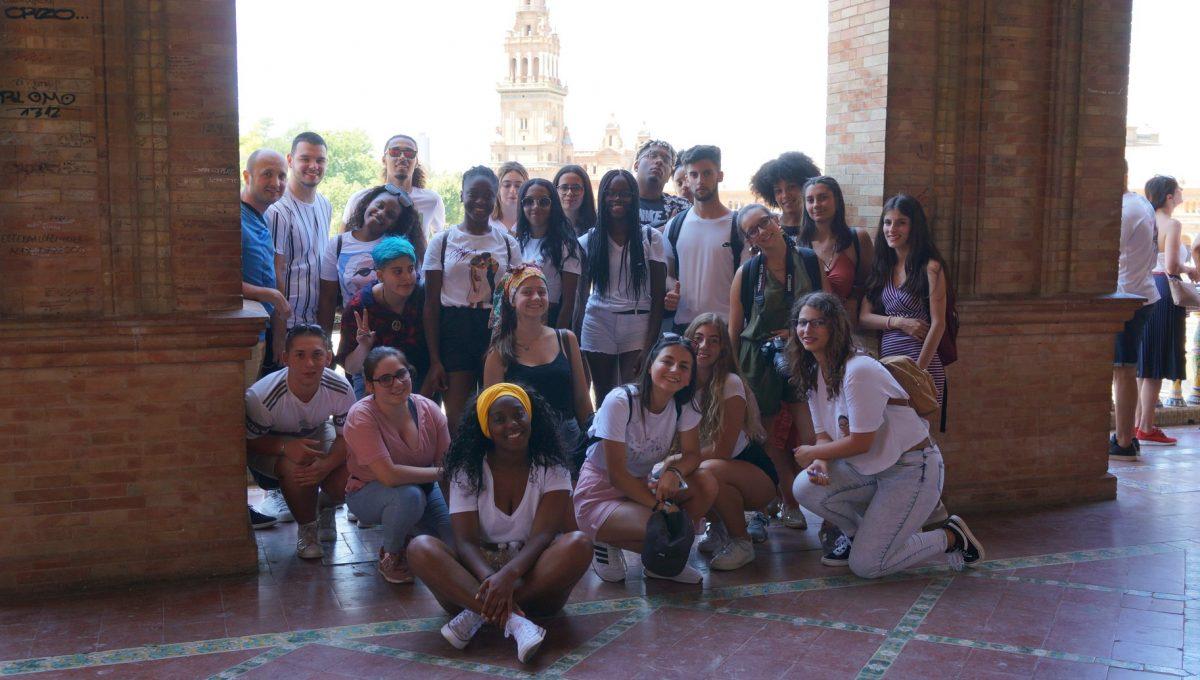 Curso Técnico de Turismo - Visita a Sevilha 2