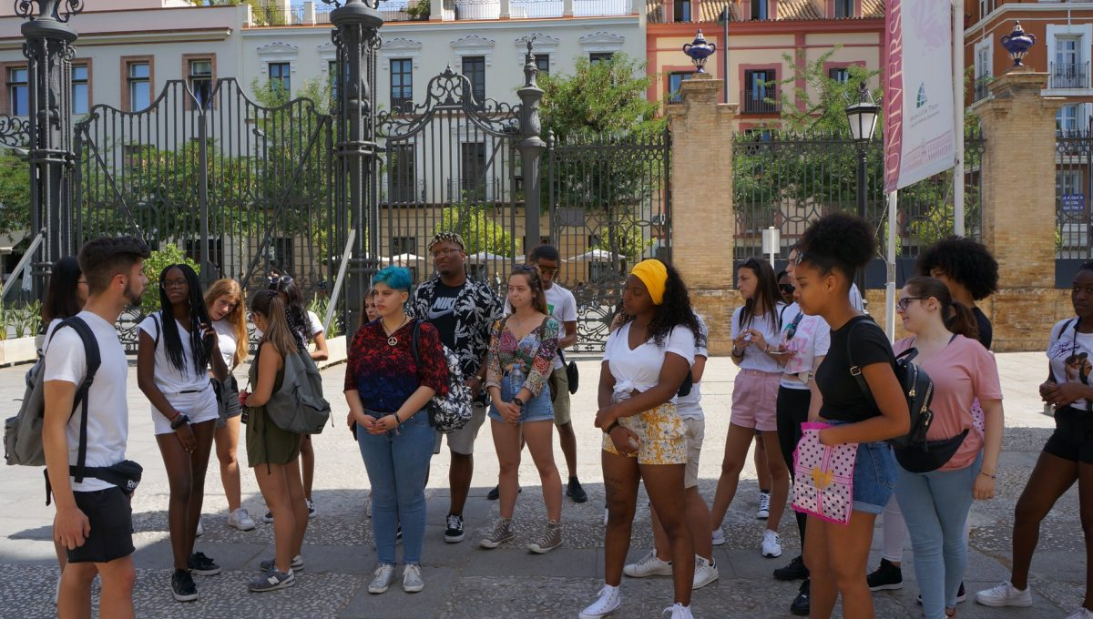 Curso Técnico de Turismo - Visita a Sevilha 3