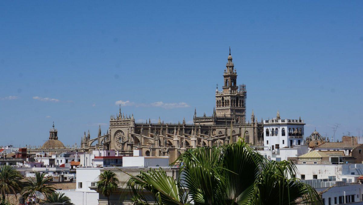 Curso Técnico de Turismo - Visita a Sevilha 4