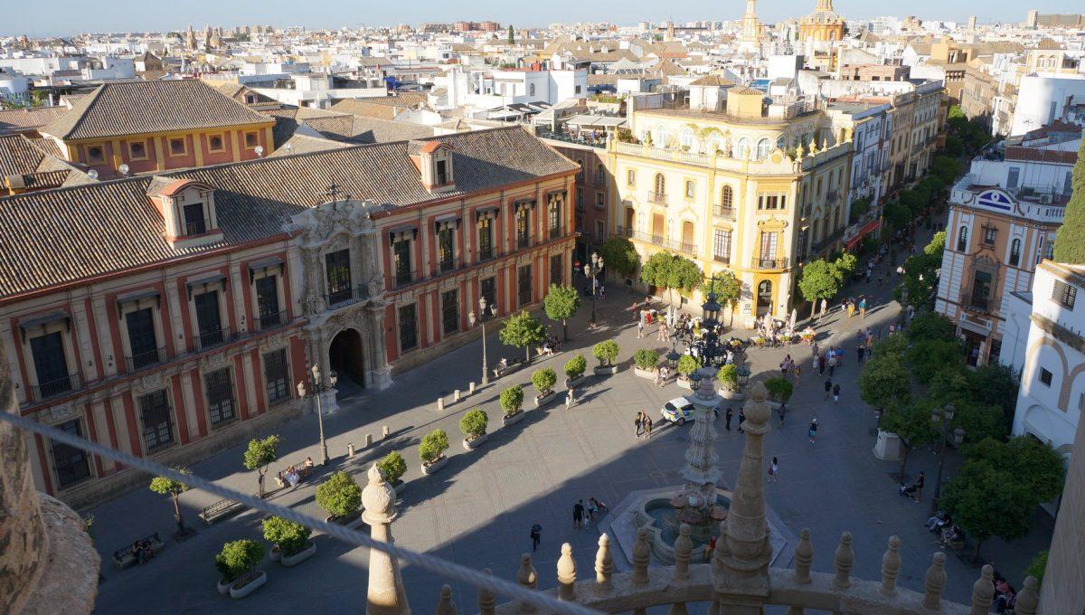 Curso Técnico de Turismo - Visita a Sevilha 5