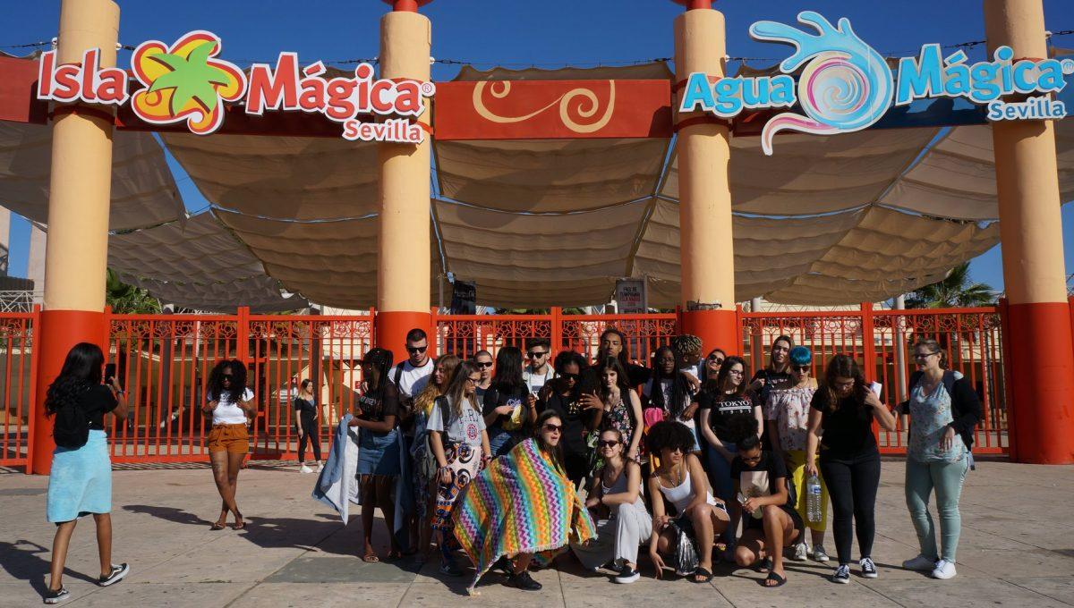 Curso Técnico de Turismo - Visita a Sevilha 8