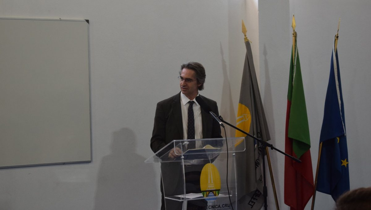 Engº Pedro Rodrigues (Diretor Pedagógico)