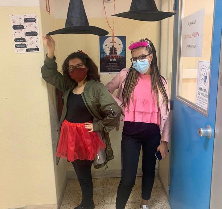 Halloween no Polo de Queluz