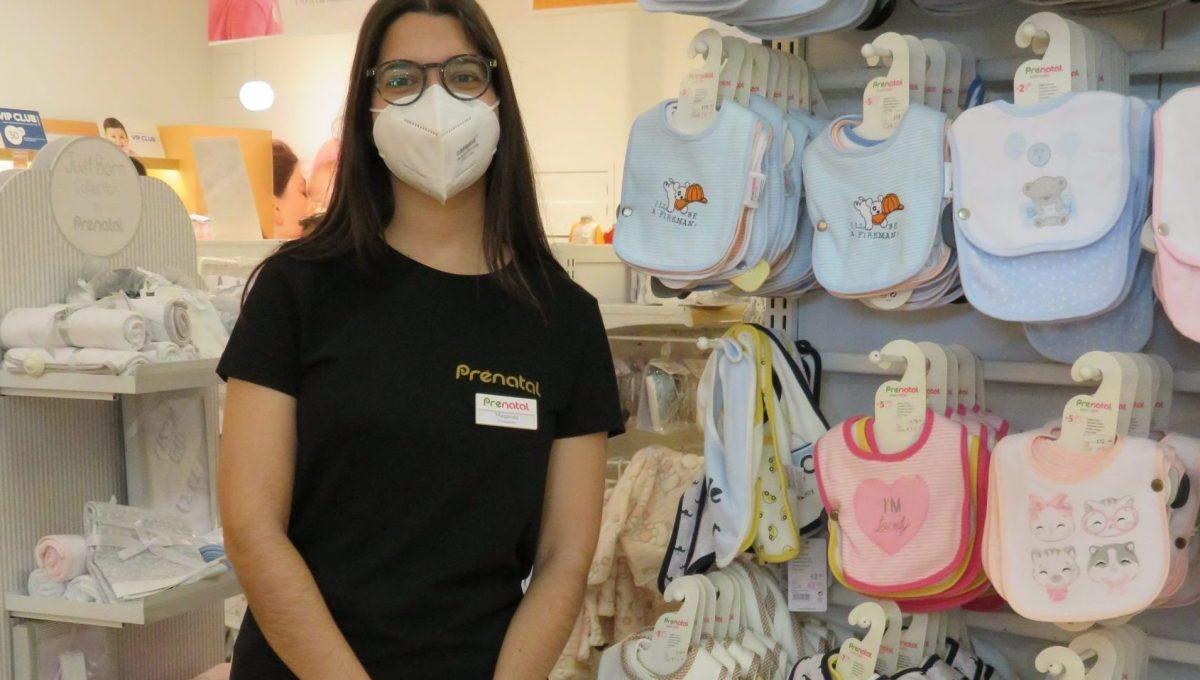 Margarida Lino, na Prenatal, no Colombo (1)